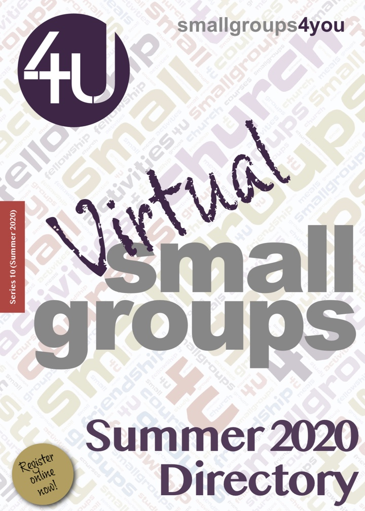 4U Small Groups Directory Summer 2020